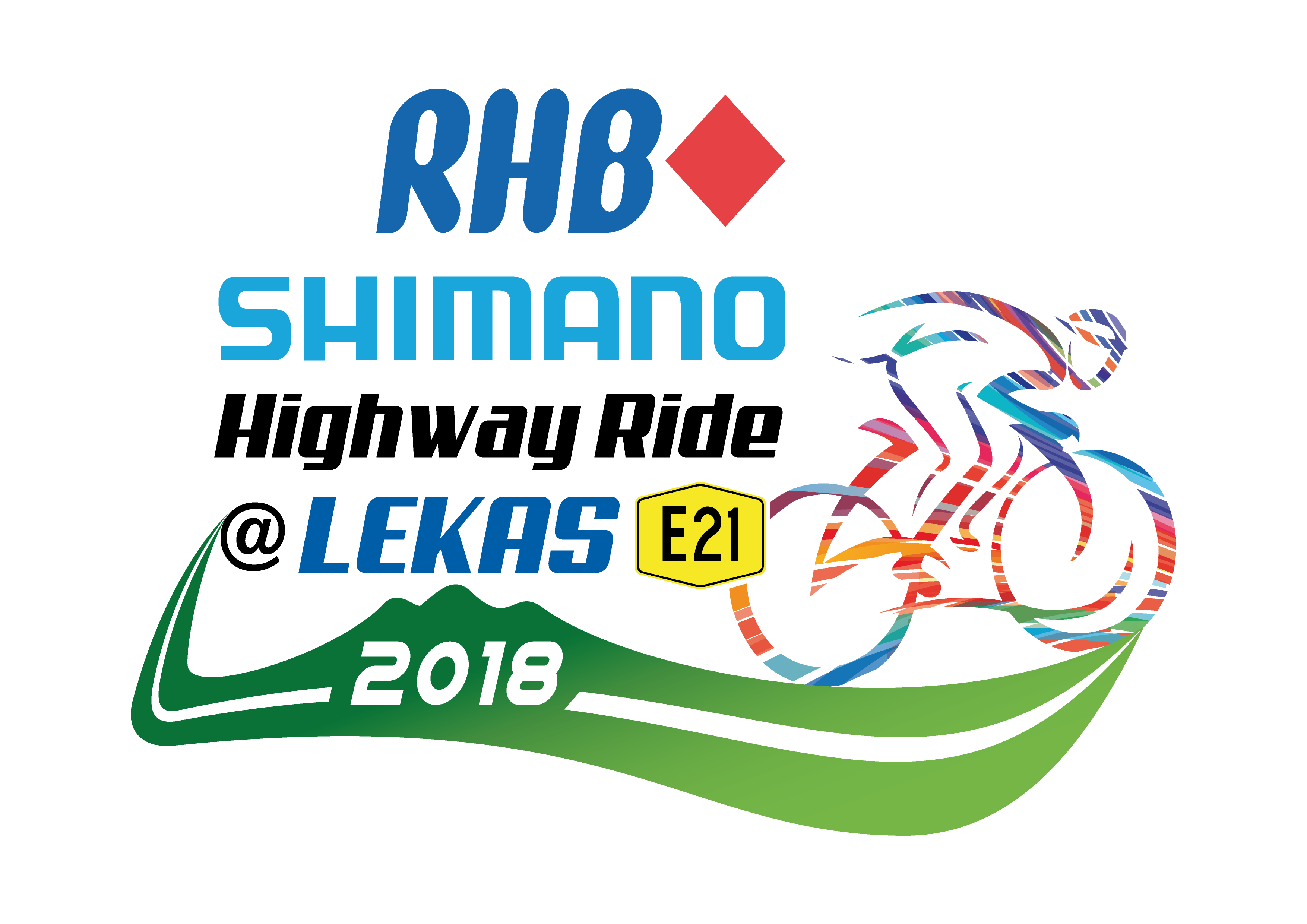 RHB Shimano Highway Ride @ LEKAS 2018