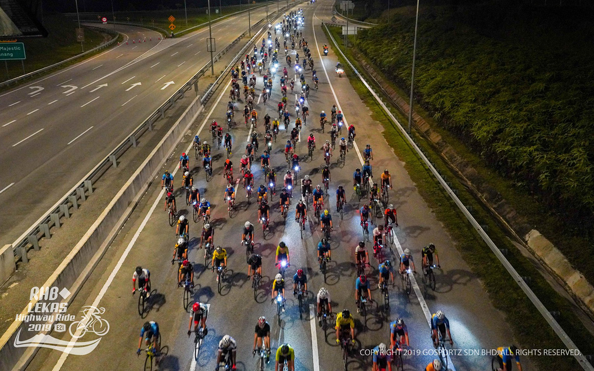 RHB LEKAS Highway Ride 2019